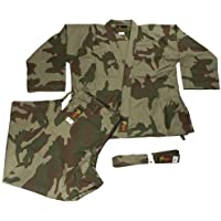 YORYU Uniforme Freestyle Camuflaje