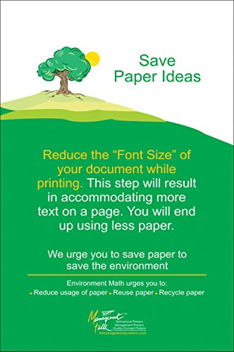 Save Paper Ideas Reducing Font Size Your Document While Prin