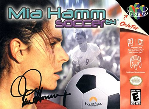 Mia Hamm World Cup - 8