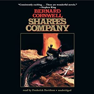 Sharpe's Company Audiobook