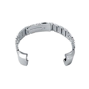 Bracelet Fitbit Alta HR Remplacement Réglable Montre Connectée Bracelet Femme Fitbit Alta HR Élégant sangle Métallique