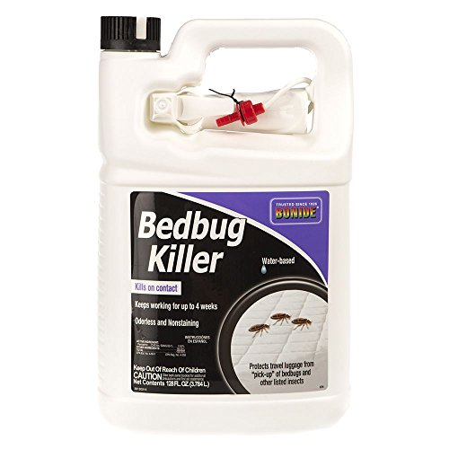 - Bonide Bed Bug Killer RTU Gallon