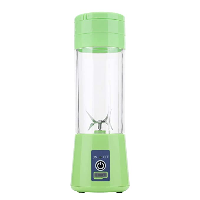 Electric Blender Fruit Cups Personal Blender Juicers Portable Blender Mini Blender Easy to Clean USB Rechargeable Gifts for Travel Camping Office Kitchen Vegetables Food Crusher Shakes and Smoothies