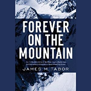 Forever on the Mountain Audiobook