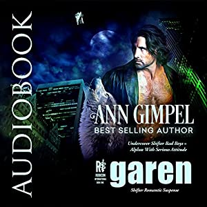 Garen: Shifter Romantic Suspense Audiobook