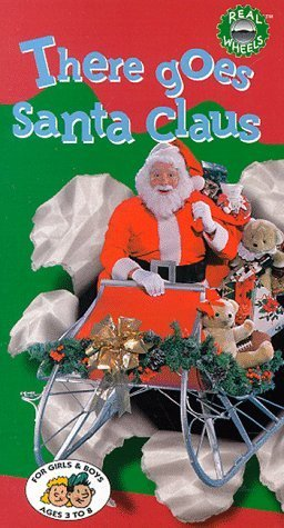 Price comparison product image There Goes Santa Claus [VHS]