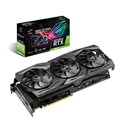ASUS ROG Strix GeForce RTX 2080Ti Advanced A11G