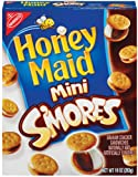 Honey Maid Mini Smores, 10-Ounce Boxes (Pack of 12)
