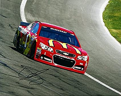 2017 Select NASCAR Racing #58 Jamie McMurray