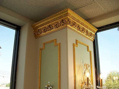Crown Molding Plastic Crown Moulding Manufactured With A