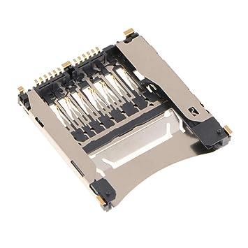 F Fityle Conector para Tarjeta de Memoria SD Compatible con ...