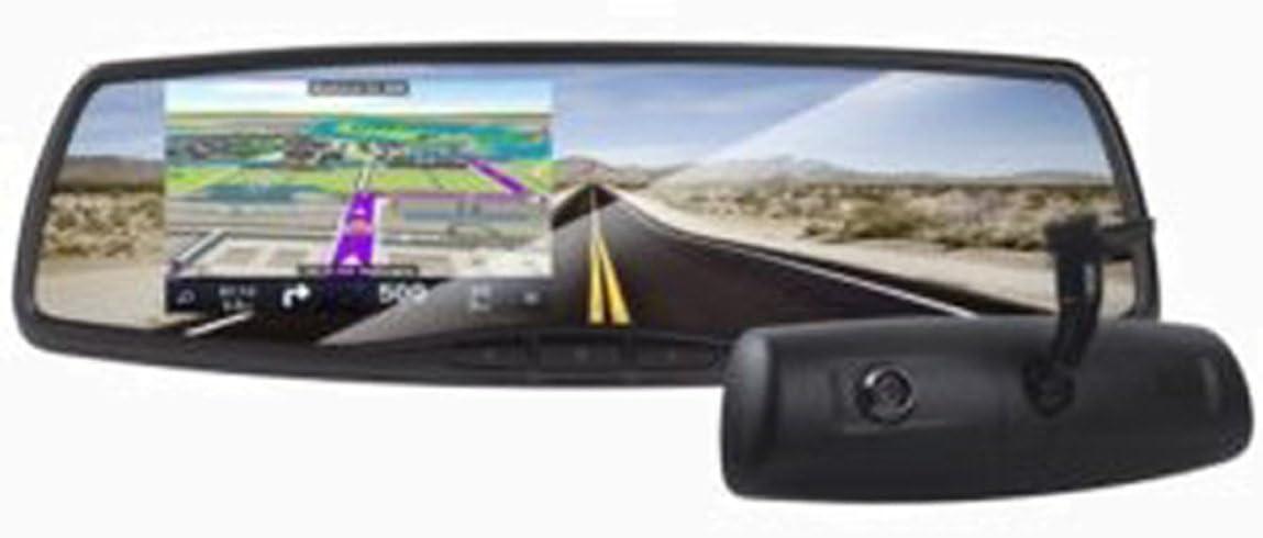 Rydeen MN450S Smart GPS Navigation Mirror w 4.3 TFT, Front View DVR, Backup Camera Input