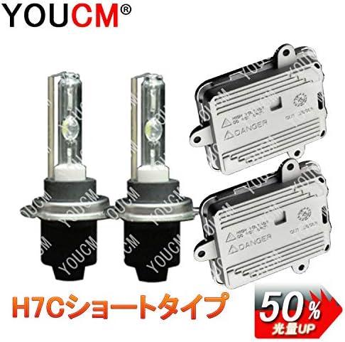 メルセデスベンツ mercedes-benz Bクラス Class B H18.1~H24.3 W245 ハイビーム H7(H7C) RS HID 35W 6000K 2灯 キット[YOUCM][1年保証]