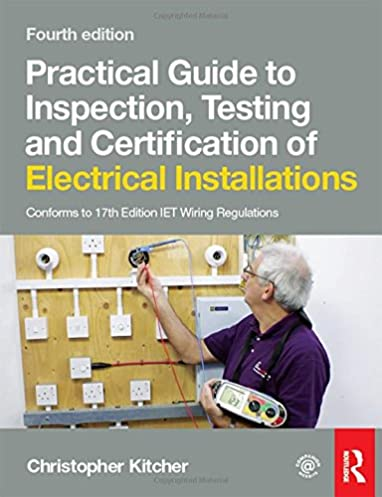buy practical guide to inspection testing and certification of rh amazon in electrical installation design guide book Electrical Wiring Installation