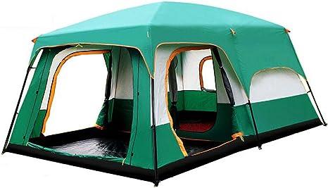 Dall Tiendas de campaña Casa De Campaña Impermeable Camping 2 ...