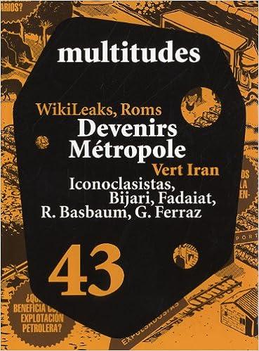 Lire Multitudes, N° 43, Hiver 2010 : pdf, epub ebook