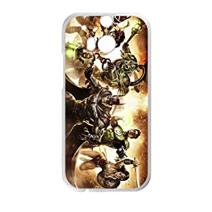 Sea-maid Design Best Seller High Quality Phone Case For HTC M8