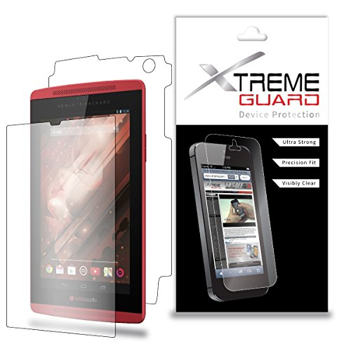 XtremeGuard™ Full Body Screen Protector for HP Slate 7 Beats Special Edition 4501 (Ultra Clear)
