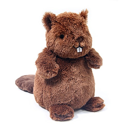 Ivy Chip (Lambs & Ivy Tippy Canoe Plush Beaver – Chip)