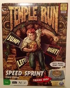 Temple Run Elect Card Game