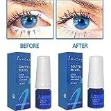 5 xInnoxa Gouttes Bleues French eye drops 5 x 10 ml (0.35 fl.oz) by Laboratoires Omega Pharma France