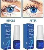 5 x Innoxa Gouttes Bleues French eye drops 5 x 10