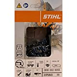 "Stihl 61PMM3 55 Chainsaw Chain for 16"" Bar, 3/8P Pitch.043 Gauge,"