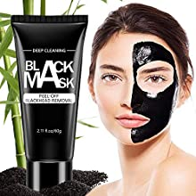 Romoss Blackhead Removal Peel-off Mask deep into the bottom of pores to adsorb the blackhead and dirt, help to adjust skin to balance water and oil, shrink pores and firm skin,clean and clear while vitamins and plant extact soften the skin to...