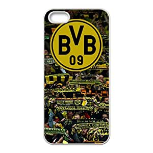 Lucky Borussia Dortmund Cell For Iphone 5C Phone Case Cover