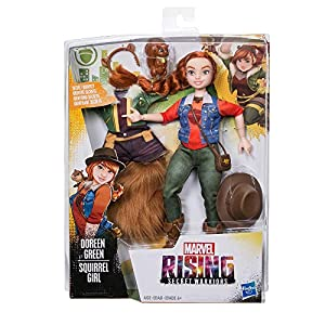 51chL2fCQ3L. SS300 Marvel Rising Squirrel Girl Deluxe Target Exclusive