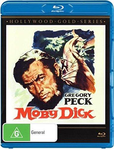 Moby Dick (1956) [ Blu-Ray, Reg.A/B/C Import - Australia ]