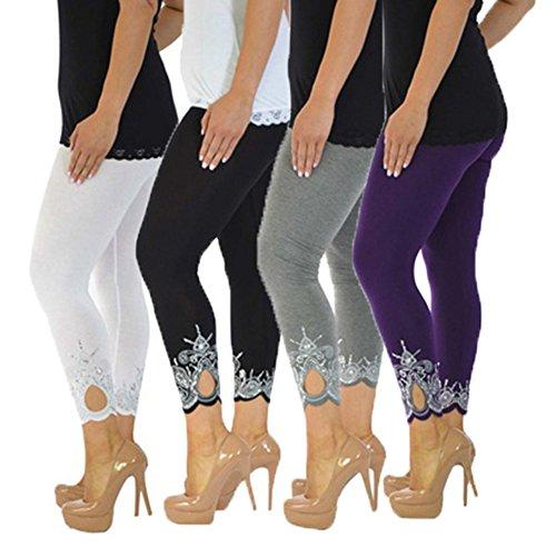 Legging Femme taille haute Pantalons de survêtement Femmes Yoga Pantalon Push Up Collants élastique pantalons Jogging doux confortable Fitness Gymnastique Leggins Hibote