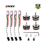 4PCS EMAX RS2205-S 2300KV Brushless Motor And 4PCS EMAX 30A Dshot Bullet Series BLHeli-S ESC For FPV Racing Multirotor