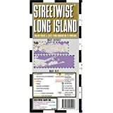 Streetwise Long Island Laminated Regional Road Map