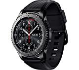 Samsung Gear S3 Frontier SM-R760 Smartwatch, International Version, (No Samsung Pay)