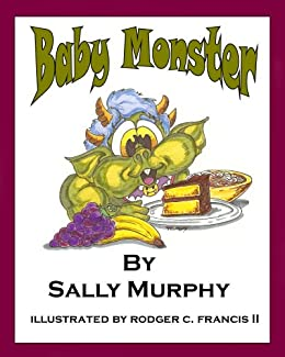 Baby Monster by [Murphy, Sally]