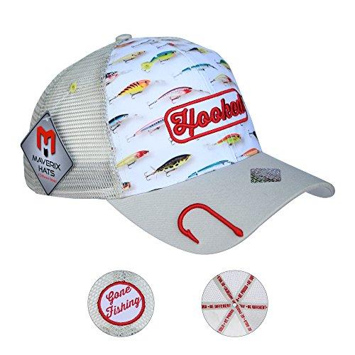 071d070b Trucker Fishing Cap - 6 Panel Hat Cool Baseball Hats Freshwater Fish  Fishing Buddy Crappie Fishing Cool Snapbacks Cheap Fishing Jigs Carp  Fishing Fishing ...