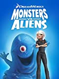 DVD : Monsters vs. Aliens
