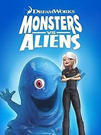 amazoncom monsters vs aliens seth rogen rainn wilson