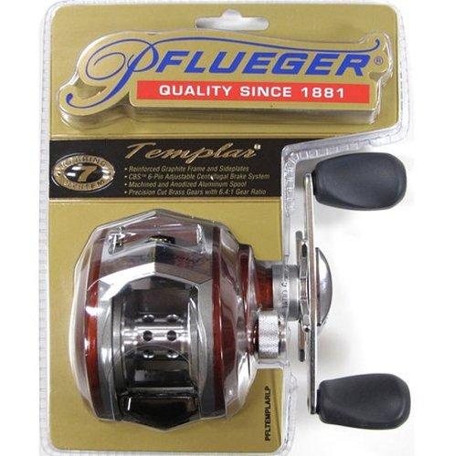 Pflueger Flueger Templar Baitcast Fishing Reel, Outdoor Stuffs