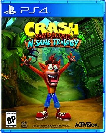 Crash Bandicoot N. Sane Trilogy - PlayStation 4 Standard Edition