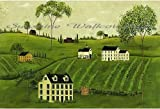 York Wallcoverings FK3989M Countryside, Mural