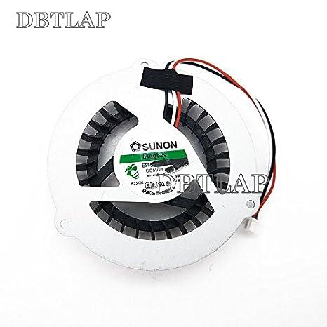 DBTLAP Ventilador de la CPU del Ordenador portátil para Samsung Notebook R460 R463 R467 R468 R470