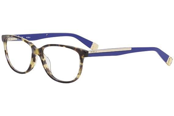design di qualità b037e 458d2 Amazon.com: Occhiali da vista Montatura Furla Audrey VU4973 ...