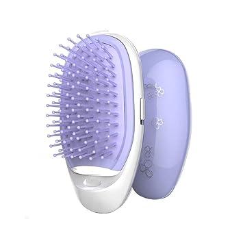 Cepillo para el Cabello,Cepillo de Pelo con tecnología iónica, Cepillo alisador de Pelo Cuidado del Cabello peluquería peluquería Peine: Amazon.es: Hogar