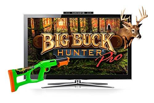 sure-shot-hd-big-buck-hunter-video-game-console-with-wireless-bluetooth-gun-controller