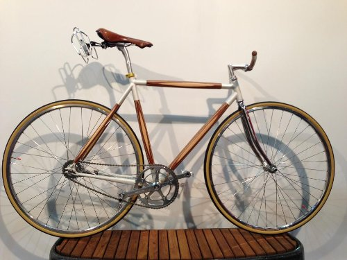 Dots 木製デザインバイク 【限定商品】(サイズ54 : 身長175-180cm) B00C1GLCLW