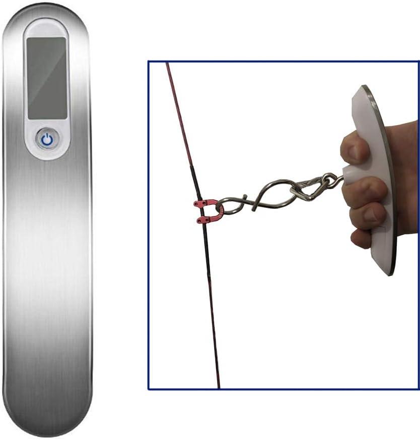 WEREWOLVES Outil de Test dinstrument de Balance de tir /à larc num/érique de Dispositif de pes/ée /électronique