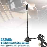 Antena inalámbrica 433MHZ Antena de Alta Ganancia Antena