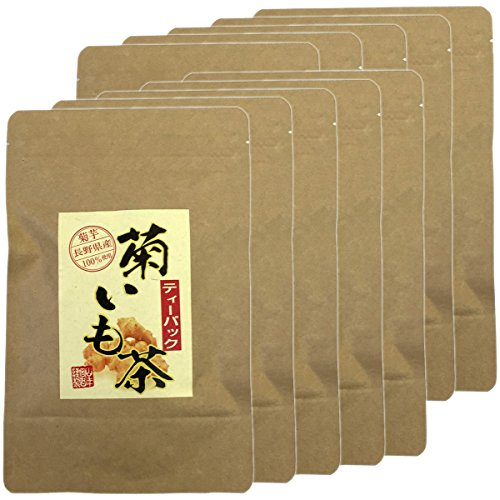 Japanese Tea Shop Yamaneen Sunchoke-Tea Teabag Without Agricultural Chemicals 2.5G X 15packs x 10packs by Japanese Tea Shop Yamaneen